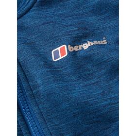 Berghaus Kamloops Polaire à capuche Homme, dark snorkel blue marl